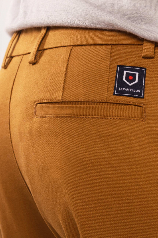 Chino Sport Moutarde