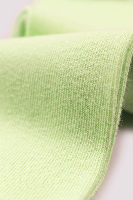 Green Pair of Socks