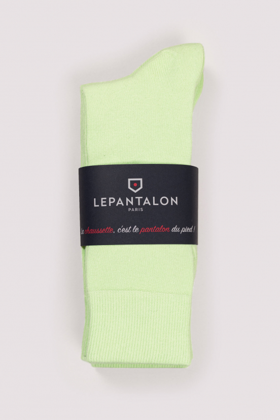 5 Pairs of Green Socks Pack