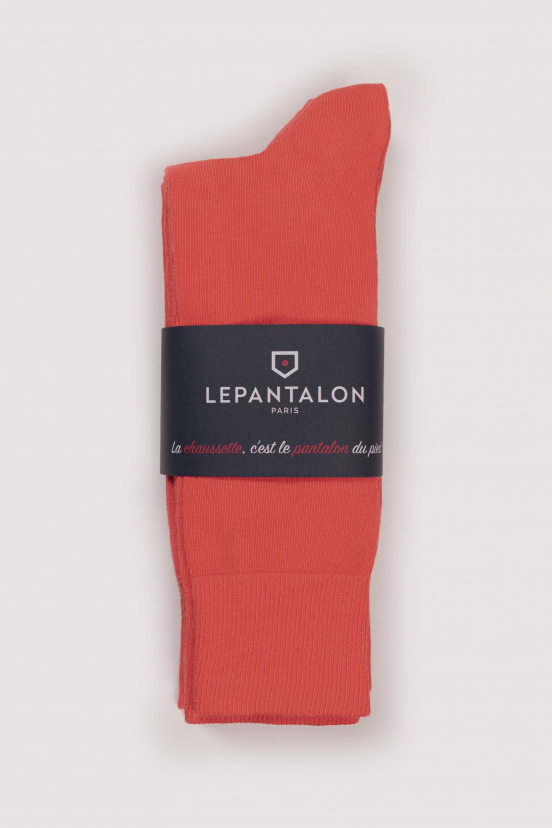 5 Pairs of Salmon Socks Pack